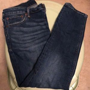 Women's Lucky Brand dark wash jeans size 10/30
